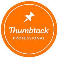THumbtack Professional logo.
